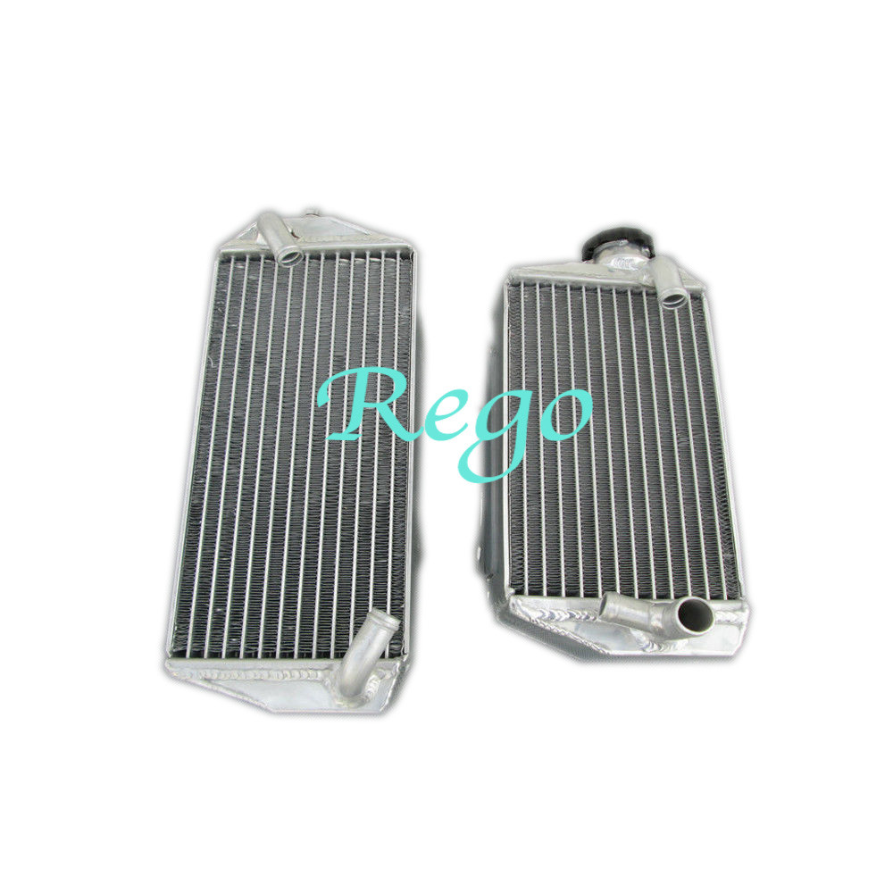 Motocross Bike Motorcycle Aluminum Radiator For SUZUKI RMZ450 2007